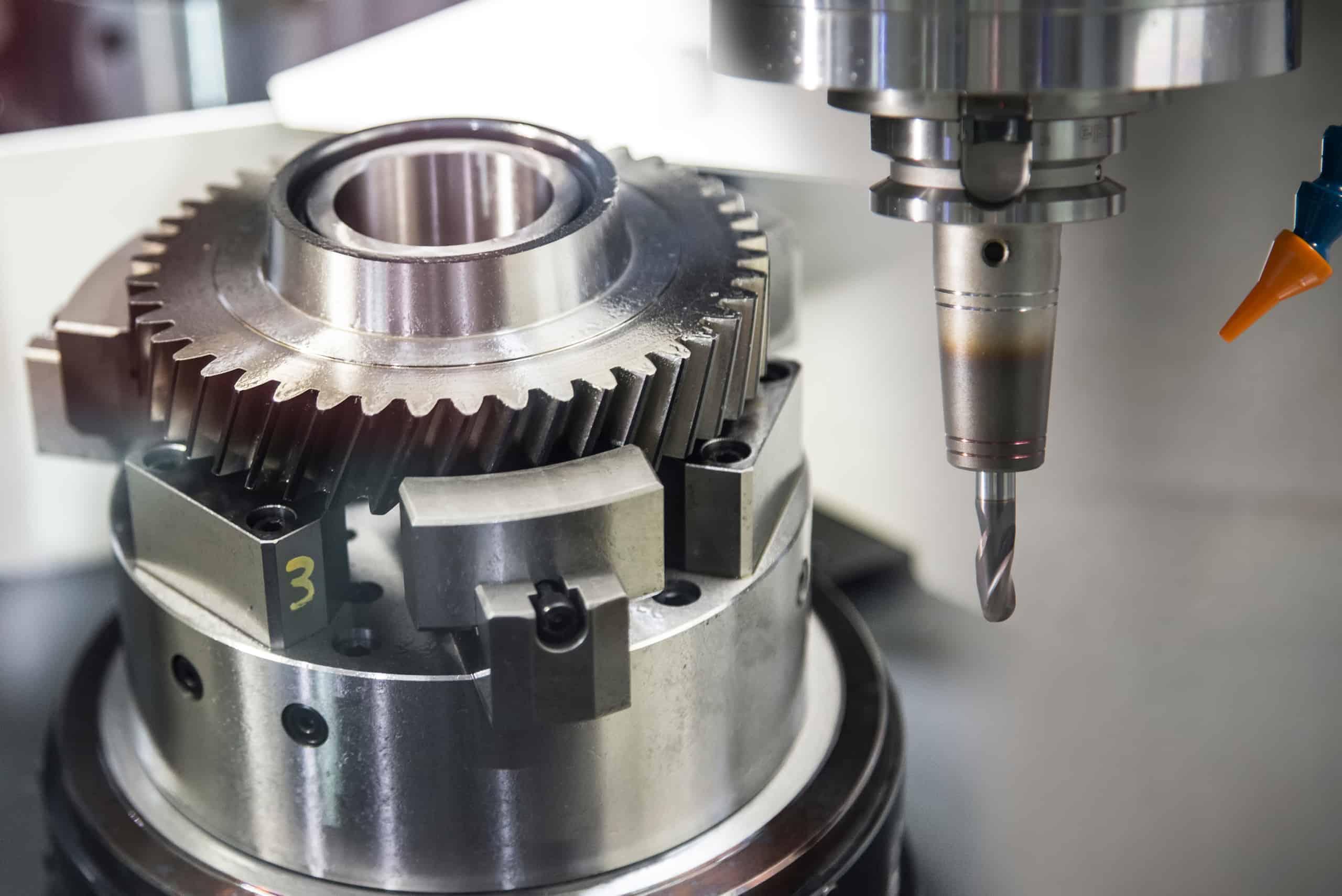 The Cnc Milling Machine Cutting